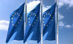Europaflagge / Bild: (c) Bilderbox