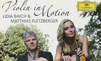 Baich Fletzberger Violin Motion / Bild: (c) beigestellt