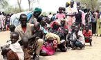 Im Südsudan sind Millionen Menschen auf der Flucht vor dem Bürgerkrieg. / Bild: (c) REUTERS