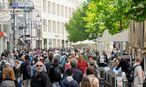 Neuer Touristen-Rekord in Wien / Bild: (c) Die Presse (Fabry)