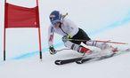 """Mikaela Shiffrin setzt zum Schwung an, die Amerikanerin will in dieser Skisaison """"noch mehr gewinnen"""".  / Bild: GEPA pictures"""