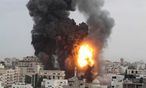 Explosion in Gaza-Stadt / Bild: (c) Reuters