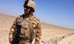 Irakischer Soldat / Bild: APA/EPA/STR