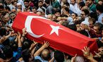 Atatürk-Flughafen / Bild: APA/AFP/OZAN KOSE
