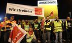 GERMANY AMAZON STRIKE / Bild: APA/EPA/ROLAND WEIHRAUCH