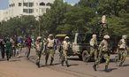 Die Armee übernahm am Donnerstag die Macht in Burkina Faso / Bild: REUTERS