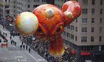 Eine Thanksgiving-Parade in New York / Bild: REUTERS