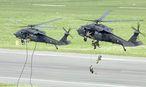 Symbolbild: Hubschrauber bei der Airpower  / Bild: APA/BUNDESHEER/ANDREAS MACHER