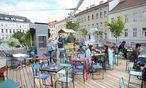 Am Yppenplatz in Ottakring / Bild: (c) Stanislav Jenis