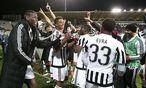 Juventus jubelt / Bild: REUTERS