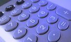 Taschenrechner / Bild: www.BilderBox.com