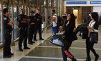 Sicherheitsvorkehrungen auf US-Flughäfen wurden erhöht / Bild: APA/AFP/MARK RALSTON