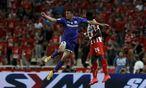 Olympiakos gegen Xanthi / Bild: REUTERS