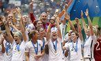USA feiern / Bild: USA Today Sports
