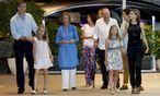 Die spanische Königsfamilie / Bild: Imago