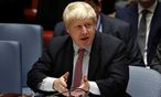 Boris Johnson  / Bild: REUTERS