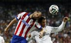 Real gegen Atletico / Bild: REUTERS