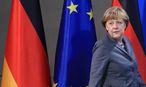 Angela Merkel / Bild: Bloomberg