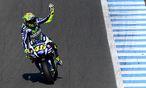 Valentino Rossi / Bild: APA/AFP/TOSHIFUMI KITAMURA