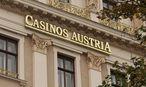 Logo an der Zentrale der Casinos Austria / Bild: REUTERS