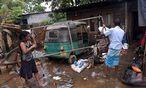 35.000 Häuser seien beschädigt worden. / Bild: APA/AFP/ISHARA S.KODIKARA