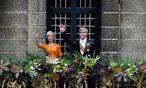 Maxima und Willem-Alexander / Bild: EPA