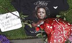 Whitney Houston soll Ende der Woche beerdigt werden / Bild: (c) AP (Damian Dovarganes)