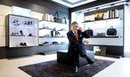 """""""Der Wert des Geldes besteht darin, dass ich in meine Firma investieren kann."""" / Bild: Die Presse"""