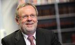 Uni-Linz-Chef Richard Hagelauer / Bild: (c) Die Presse (Clemens Fabry)