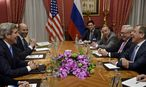 Kerry und Lawrow in Lausanne / Bild: REUTERS