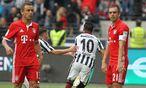 Bayern gegen Frankfurt / Bild: APA/AFP/DANIEL ROLAND