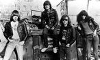Johnny, Dee Dee, Tommy und Joey: Die Ramones. / Bild: (c) imago stock&people (imago stock&people)