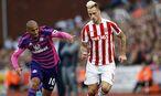 Marko Arnautovic gegen Sunderland / Bild: REUTERS