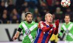 Wolfsburg gegen Bayern / Bild: APA/EPA/CARMEN JASPERSEN