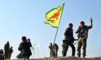 Kurdische Kämpfer in Kobane / Bild: APA/EPA/STR