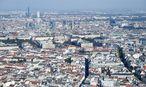 Blick über Wien / Bild: APA/HELMUT FOHRINGER