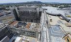 Mit Verspätung und noch teurer als befürchtet: Das Krankenhaus Wien Nord soll um 95 Millionen Euro mehr kosten, als ursprünglich geplant. / Bild: (c) APA/ROBERT JAEGER (ROBERT JAEGER)