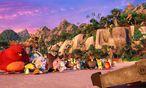 """""""Angry Birds – Der Film"""" baut auf der nichtigen Handlung des Smartphone-Spiels auf – und steuert vor allem die Kinderzielgruppe an.  / Bild: Sony Pictures"""