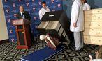 Ikea ruft Malm-Kommode zurück / Bild: APA/AFP/CARLOS HAMANN