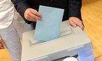 Wahlurne / Bild: (c) Presse (Fabry)