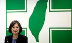 Tsai ist die erste weibliche Präsidentin Taiwans. / Bild: REUTERS