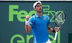 Novak Djokovic / Bild: GEPA pictures