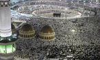 Mekka / Bild: (c) REUTERS (MUHAMMAD HAMED)