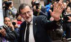 Mariano Rajoy wird Ministerpräsident einer Minderheitsregierung in Spanien. / Bild: APA/AFP/EMMANUEL DUNAND