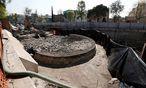 Ausgrabungsfunde in Mexiko-Stadt  / Bild: REUTERS