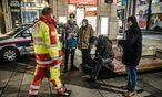 Zwei Männer wurden mit Pfefferspray attackiert / Bild: (c) Die Presse/Julian Pöschl