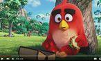 Bild: (c) Youtube Angry Birds Sony Pictures