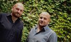 Gregor Josel und Franz J. Sauer / Bild: (c) xdefxx