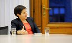 Die FPÖ will Stadträtin Sonja Wehsely wegen des Spitals Nord vor eine U-Kommission zitieren. / Bild: (c) Die Presse/Clemens Fabry