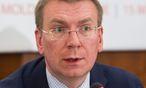 Edgars Rinkēvičs / Bild: APA/EPA/JAKUB GAVLAK